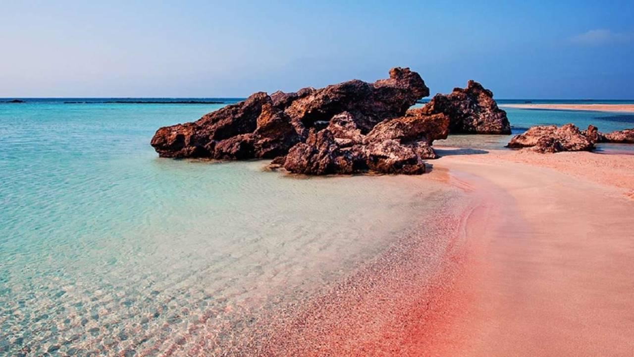 Elafonissi Plajı