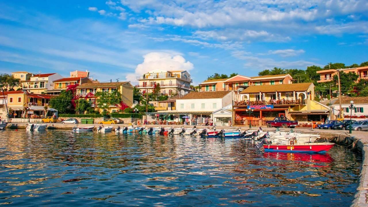 Corfu Gezilecek Yerler: Kassiopi