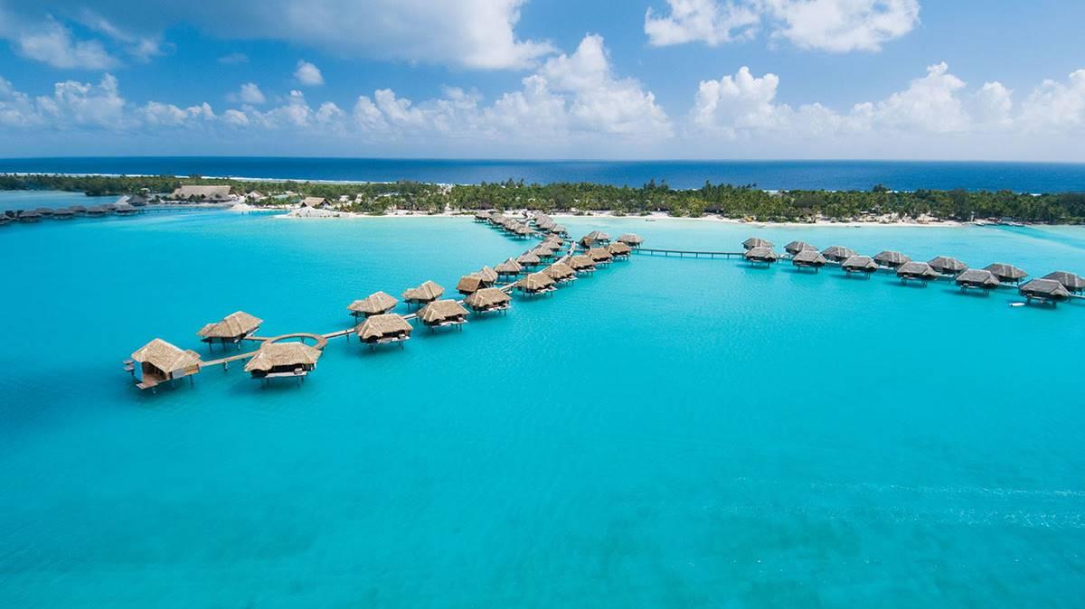 En İyi Tropik Adalar - Bora Bora