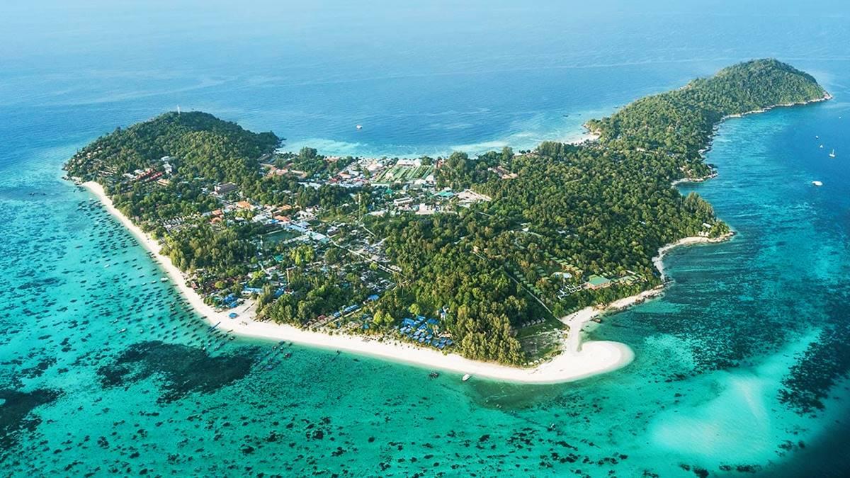 En İyi Tropik Adalar - Lipe Adası