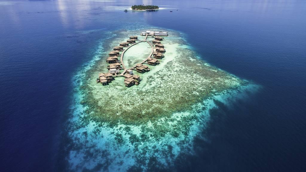En İyi Tropik Adalar - Maldivler