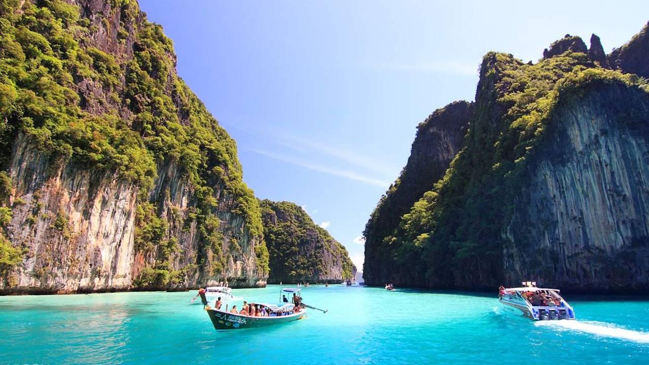 En İyi Tropik Adalar - Phuket