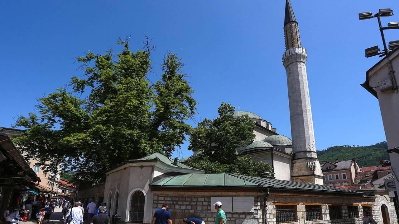 Gazi Hüsrev Bey Cami