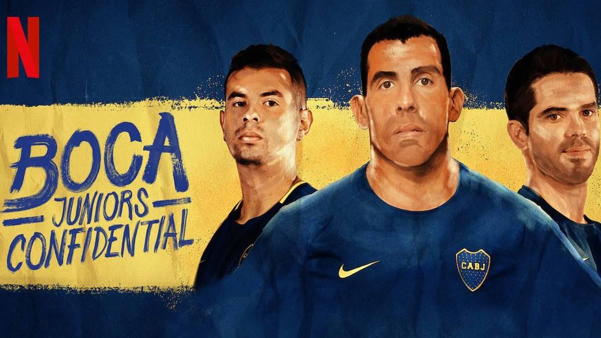 Netflix Futbol Yapımları - Boca Juniors Confidential