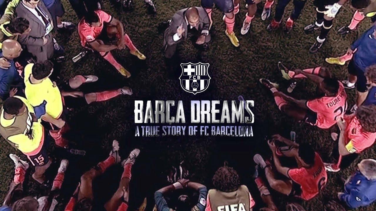 Netflix Futbol Yapımları - Barça Dreams