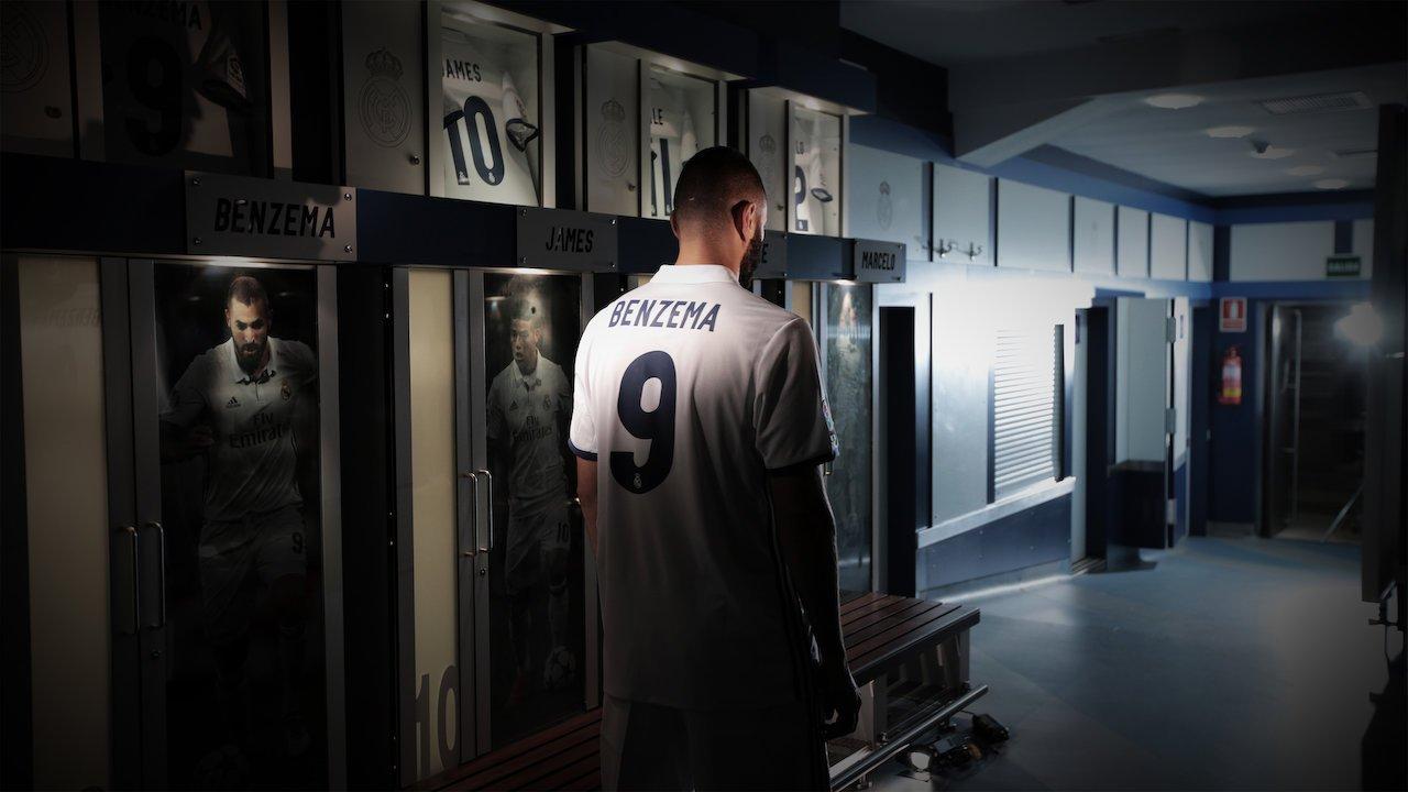 Netflix Futbol Yapımları - Le K Benzema