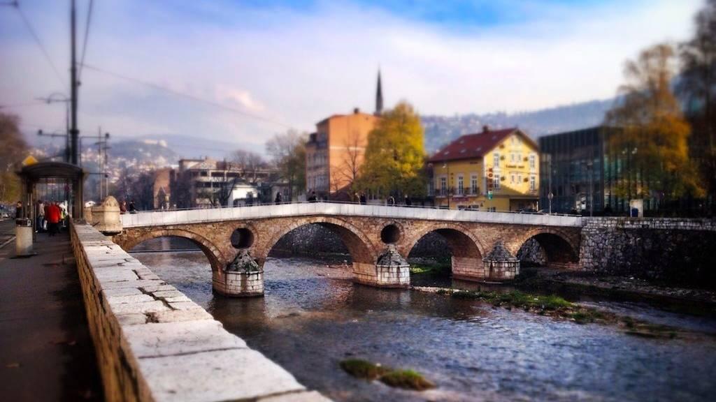 Saraybosna Gezilecek Yerler: Latin Köprüsü