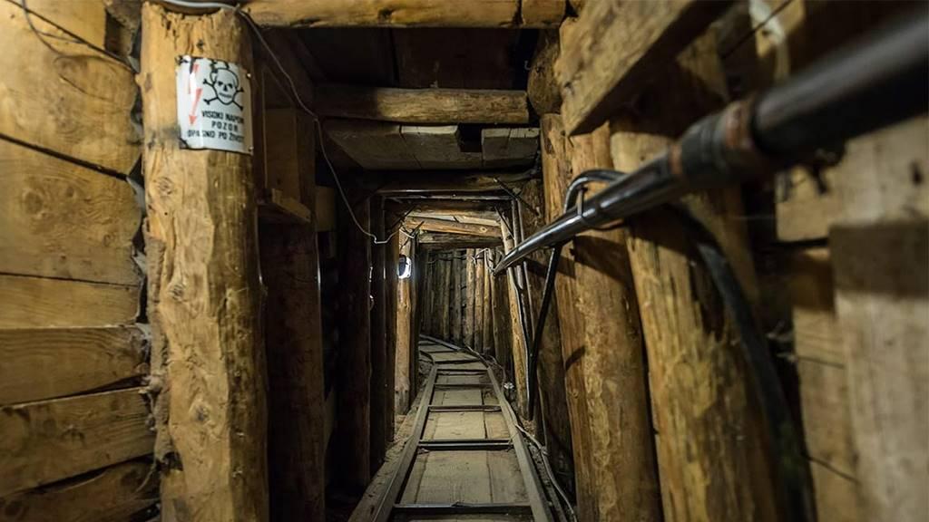 Saraybosna Umut Tüneli